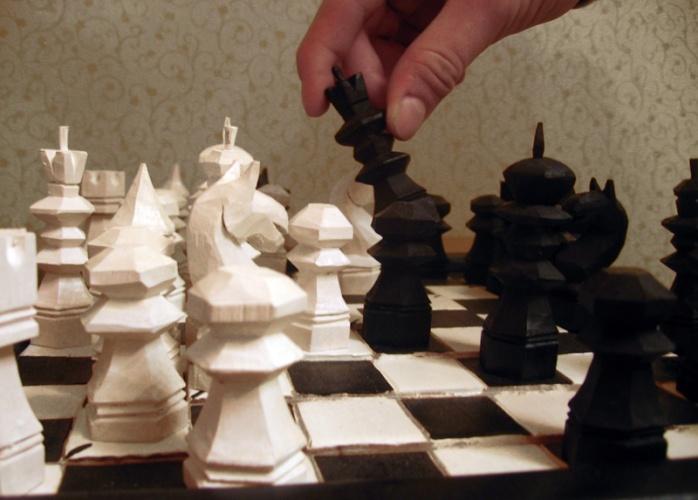 Беларускія шахматы
